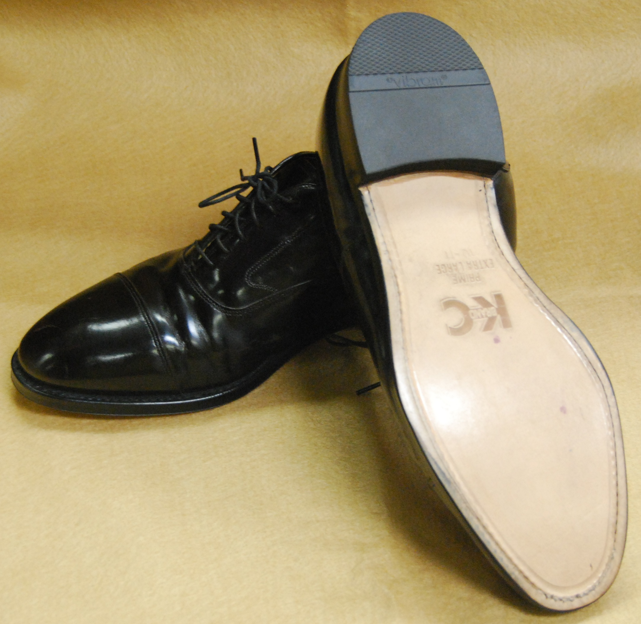 When To Resole Leather Soled Shoes