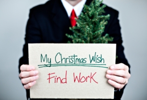 Christmas Wish: Find Work