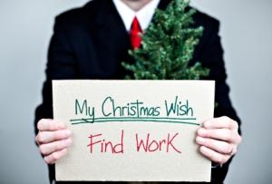 Christmas Wish: Find Work